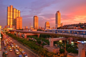 Law firms in Thailand